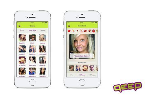 Press Downloads Qeep | social app qeep jetzt auch f 252 rs iphone