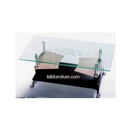 Tatakan Laser 3 Cm Untuk Meja Kaca mt a4 dagaho jual meja tamu minimalis kaca