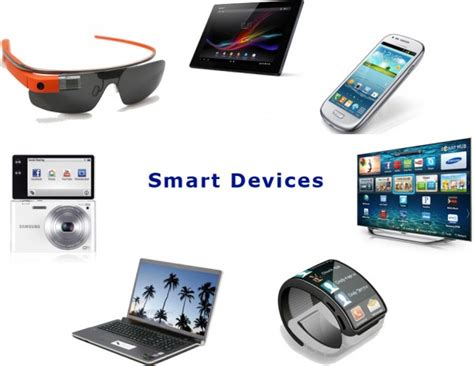 Smart Devices | image gallery personal devices