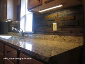 paramount granite 187 add a backsplash to your