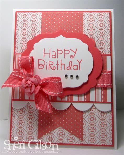 Big Handmade Birthday Cards - 25 best ideas about birthday card design on