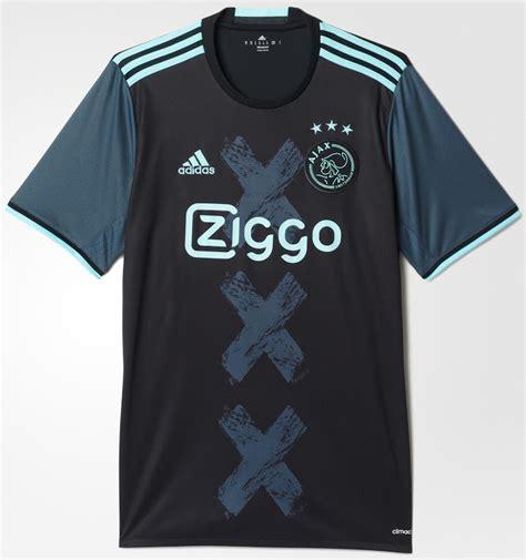 Limited Baju 3d Chelsea Logo Inside Ajax 16 17 Kits Revealed Footy Headlines