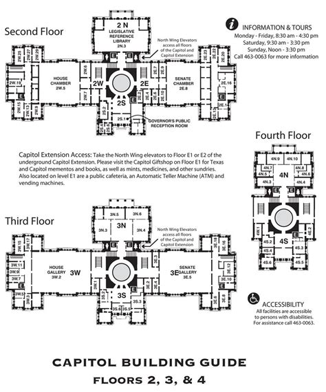 texas capitol map texas state capitol maplets