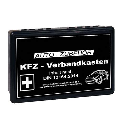 Verbandskasten Auto 2014 by Ahb Shop Verbandkasten Kfz Nach Din 13164 2014