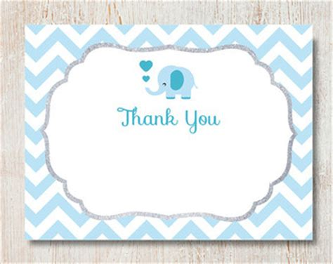 boy thank you card template comely free printable baby shower thank you cards card