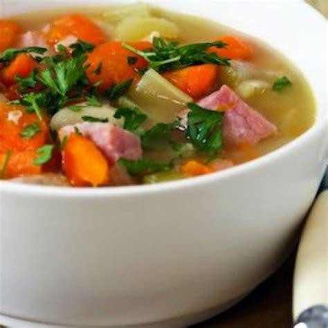 low calorie vegetable soup food