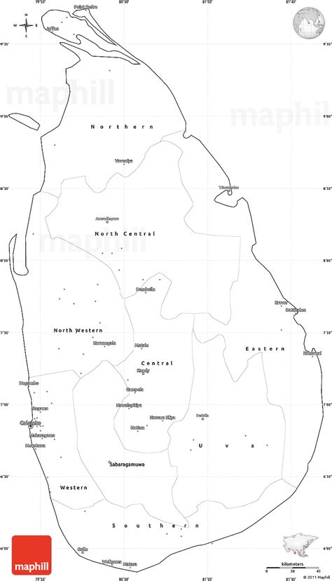 simple map coloring page sri lanka map free colouring pages