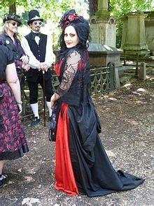 gothic fashion wikipedia