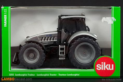 Lamborghini R8 Tractor Price The 1 32 Lamborghini Tractor R8 265 From Siku A Review By