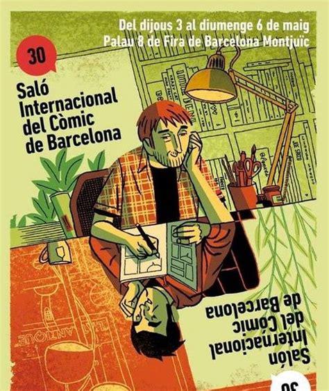 salo comic cartel para el sal 243 c 242 mic de barcelona xonxoworld