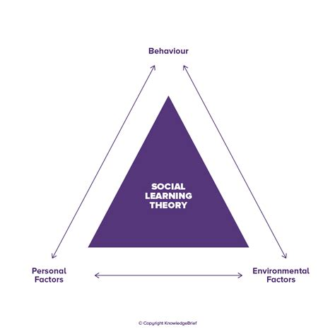 Theory Of by Social Learning Theory What Is It Definition Exles