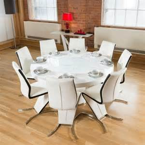 superior Large Round Dining Table Seats 12 #2: large-round-white-gloss-dining-table-lazy-susan-white-black-z-large-round-dining-table-seats-12-large-round-dining-table-set-508x508.jpg