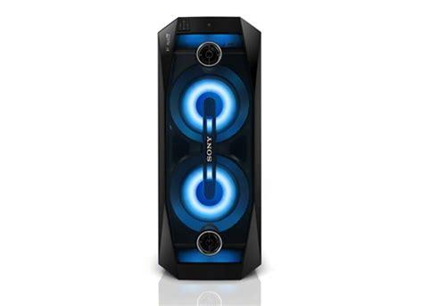 Sony Gtk X1bt Wireless Hi Fi Bluetooth Speaker 500w Ex Display Gosend gtk x1bt mini hi fi system hi fi systems sony australia