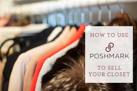 how to use poshmark and make money selling your clothes