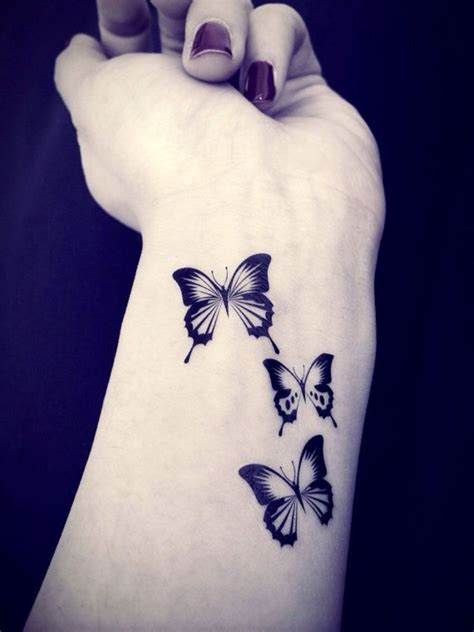 tasteful tattoos 79 beautiful butterfly wrist tattoos