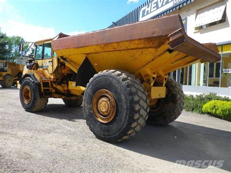 volvo trucks for sale in canada volvo a25b france 1992 articulated dump truck adt for