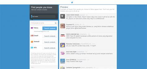 cara membuat twitter dengan mudah cara terbaru membuat atau daftar twitter dengan mudah