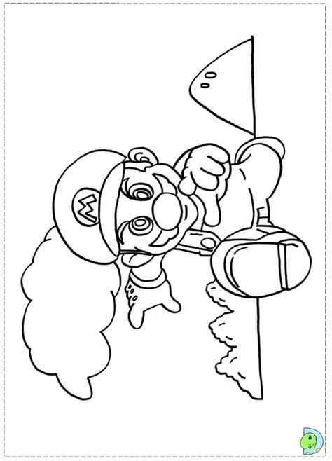 giant mario coloring pages big bowser coloring pages go back pix for paper mario