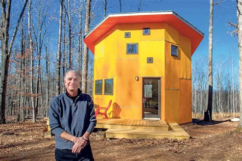 Octagon House Kits by Tiny Grandeur Amherst Sells Small Octagonal Home