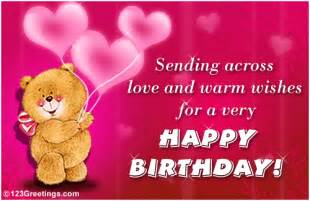 sending across and warm wishes for a happy birthday pictures photos and images for