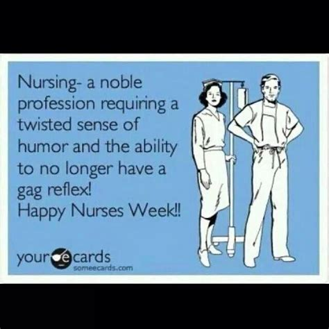 National Nurses Week Meme - nursing humor athicketofmusings