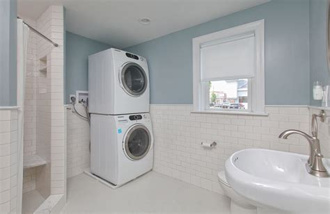 bathroom with laundry room ideas best basement bathroom laundry room combo laundry combo
