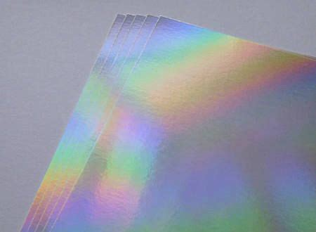 How To Make Holographic Paper - best 25 holographic paper ideas on foil
