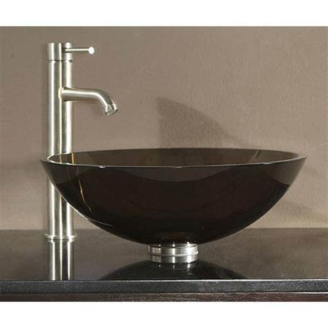 brown bathroom sink tempered glass vessel sink brown avanity vessel bathroom