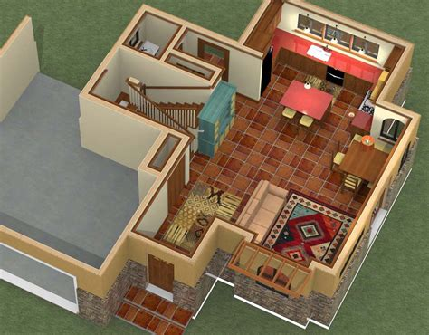 furniture how to make a floor plan home improvement