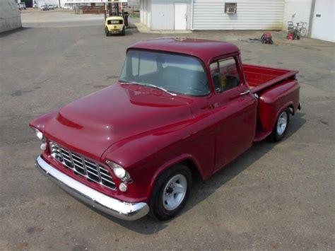 1955 56 57 chevy chevrolet pu truck 3100 1 2 ton