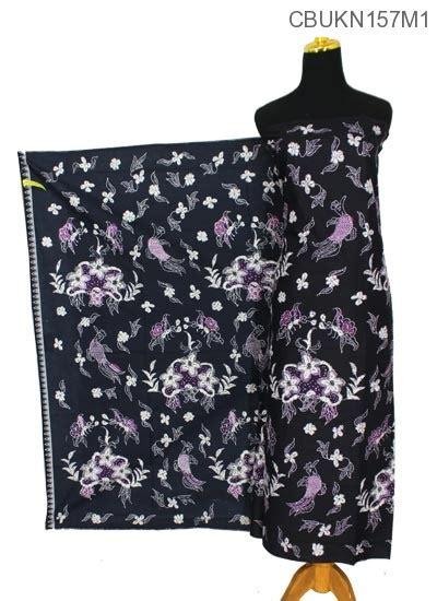 Sarung Batik Wanita Sarung Halus Sarung Unggul Jaya kain batik unggul jaya president bunga kain batik