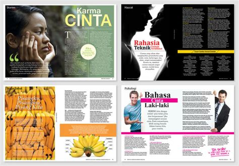 layout majalah travel gd2 integrated layout design whsdesign