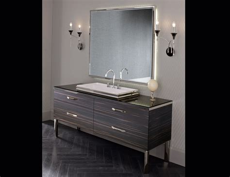 italian bathroom vanities milldue hilton 23 black lacquered glass luxury italian