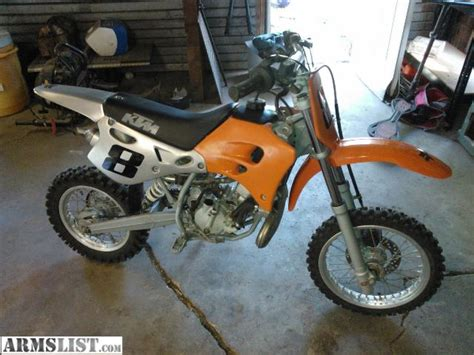 Ktm 65cc Dirt Bike For Sale Armslist For Sale Trade Ktm 65 Sx Dirt Bike
