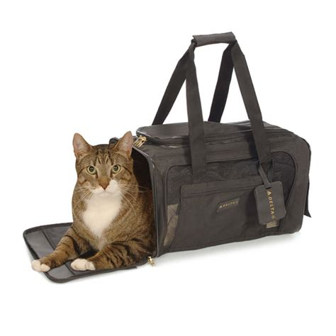 petco carriers sherpa delta air lines deluxe pet carrier petco