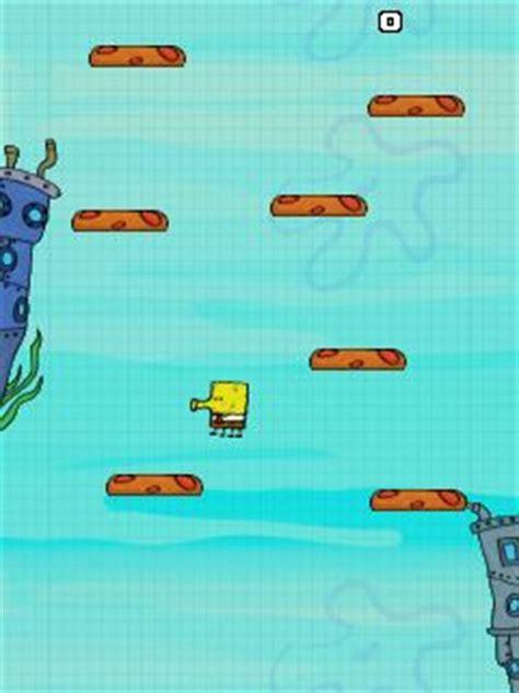 doodle jump java doodle jump sponge bob java for mobile doodle