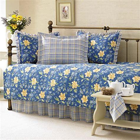 laura ashley emilie comforter set laura ashley 5 piece emilie daybed cover set ehouseholds com