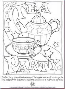 princess tea party coloring pages coloring pages