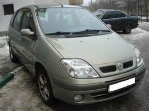 2002 Renault Scenic 2002 Renault Scenic Pictures For Sale