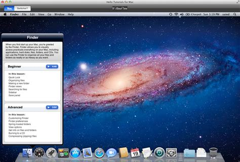 javascript tutorial on mac it s about time launches hello tutorials for mac the