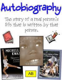 biography writing genre literature genres