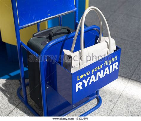 ryanair cabin baggage baggage size stock photos baggage size stock