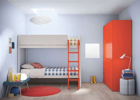 Nidi Childrens Bedroom Composition 07 Modern Childrens Quality Childrens Bedroom Furniture