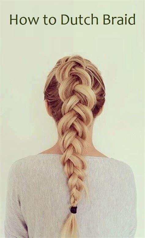 hair plats for women 20 most gorgeous plait hairstyles 2015 dutch braids