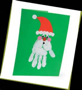 christmas card craft nice activities for kids stuff