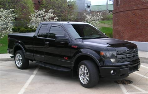 Tony Betten Ford by 2011 Ford F 150 Fx4 Road Pictures