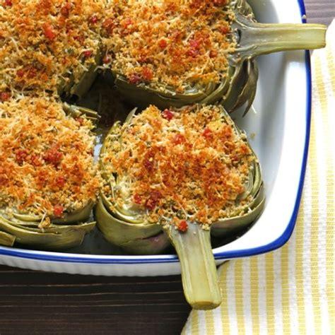 cucina carciofi ripieni ricetta carciofi ripieni bimby fidelity cucina