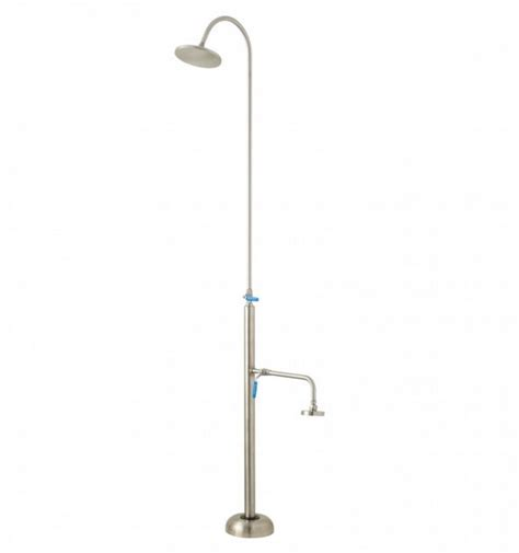 outdoor cing shower kit this look an airy outdoor shower gardenista