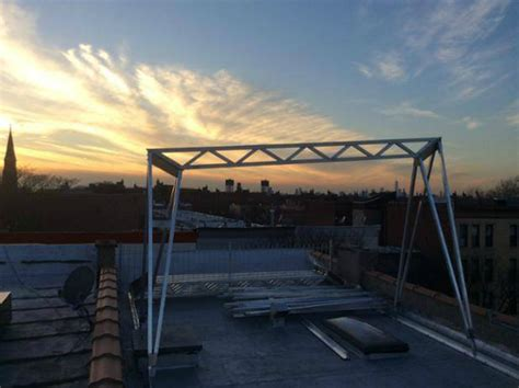 Canopy Solar by Innovative Solar Canopy Offers Smart Solution For New