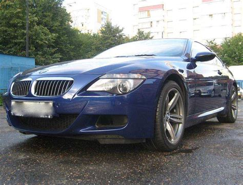 how to work on cars 2006 bmw 6 series instrument cluster 2006 bmw m6 for sale 5000cc gasoline fr or rr automatic for sale